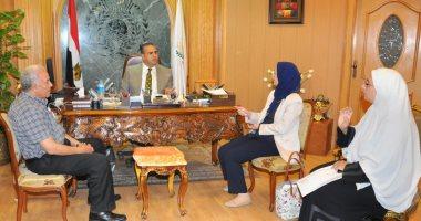 رئيس جامعة المنصورة: علاج 160 ألف مريض وإجراء 6 آلاف عملية خلال الفترة الأخيرة -