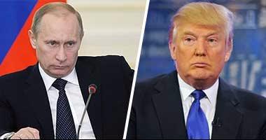 إتصال هاتفى ترامب بوتين بشأن 201611101126222622.j