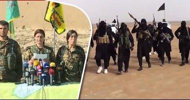 قوات سوريا الديمقراطية تعتقل 2 من داعش يحملان الجنسية الأمريكية