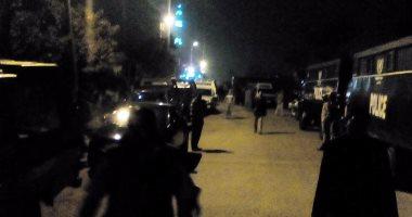 ضبط 6 أسلحة نارية و4 قضايا مخدرات وتنفيذ 900 حكم قضائى ببنى سويف