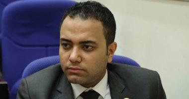 النائب أحمد زيدان يبحث مع وزير المالية تخفيض ضرائب أصحاب محلات محور روض الفرج
