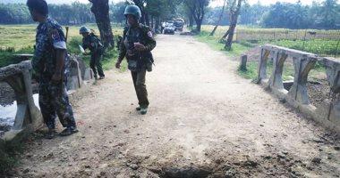 انتشال الصندوق الأسود لطائرة تابعة للجيش فى ميانمار بعد سقوطها ببحر أندامان