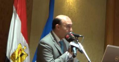 بالفيديو.. مهاب مميش: مشروع تنمية قناة السويس فى موقع عبقرى
