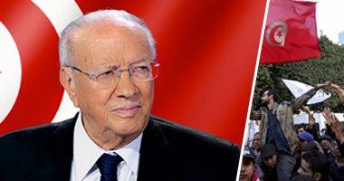 مباحثات سياسية فى تونس بعد الاضطرابات الاجتماعية