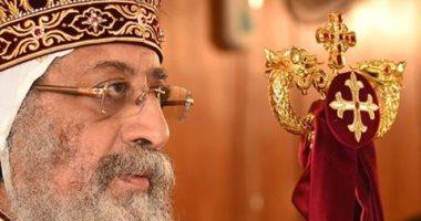البابا تواضروس يصل مطار القاهرة استعدادًا للسفر إلى أثينا