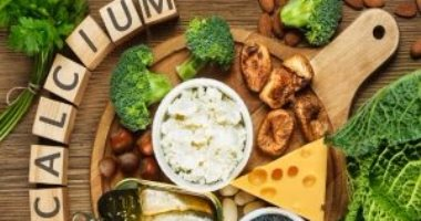 علاج الكالسيوم بالخضراوات والفواكه  علاج الكالسيوم بالخضراوات والفواكه علاج