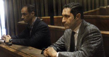 """بالفيديو والصور..تأجيل محاكمة جمال وعلاء مبارك بقضية """"التلاعب بالبورصة"""" لجلسة 15 يناير"""