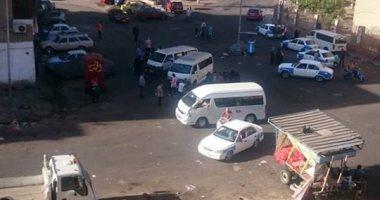صور.. التعريفة الجديدة لسيارات الأجرة والسرفيس بالمنوفية