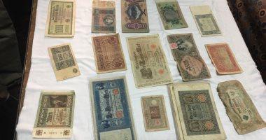 حبس عامل بتهمة الاتجار فى العملات الأجنبية بالأميرية