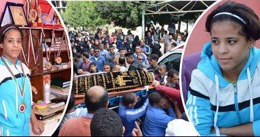 السجن 7 سنوات لوالد البطلة ريم مجدى فى واقعة مصرعها بالإسماعيلية -