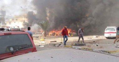سفير بريطانيا لدى ليبيا يعرب عن قلقه من توتر الأوضاع فى العاصمة طرابلس