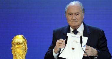 بلاتر يكشف: كيف منح ساركوزى قطر تنظيم مونديال 2022؟