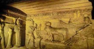 اعرف كل شىء عن مقابر كوم الشقافة بعد انتهاء مشروع خفض المياه الجوفية