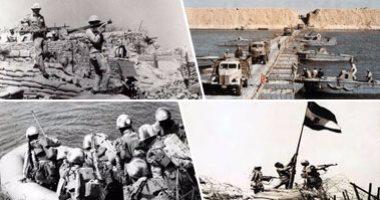 حرب 6 اكتوبر غيرت مفاهيم العلم العسكرى فى العالم وقلبت موازين القوى الدولية