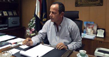 مدير أمن الغربية يتفقد أقسام الشرطة بطنطا