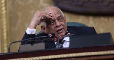 عبد العال لوفد البرلمان الأوروبى: الانتقادات لحقوق الإنسان بمصر تجافى الواقع