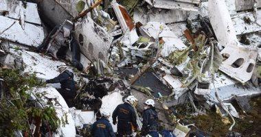 حادث طائرة -ارشيفية