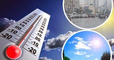 الأرصاد: طقس اليوم شديد الحرارة نهارا والعظمى بالقاهرة 37 درجة
