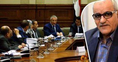 ممدوح الحسينى يطالب الحكومة بتطوير شبكات مياه الشرب وتعظيم موارد المحليات