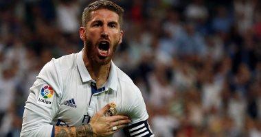 بالفيديو.. راموس يسجل الهدف الثالث لريال مدريد فى مرمى أبويل نيقوسيا