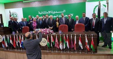 اتحاد الجامعات العربية يناقش معايير الجودة المتبعة فى اعتماد برامج التعليم عن بعد
