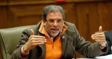 خالد يوسف: تعديل قانون الإجراءات الجنائية يحقق العدالة الناجزة