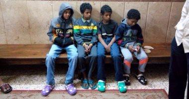 الداخلية تضبط 341 طفلا متسولا و1206 أشخاص يستغلون الأطفال الأحداث