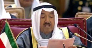 أمير الكويت يعزى الرئيس الإيرانى فى ضحايا تفجير تشابهار