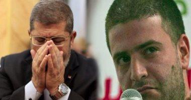 """أسباب القبض على نجل """"مرسي"""": صادر له قرار ضبط وإحضار بقضية فض رابعة"""