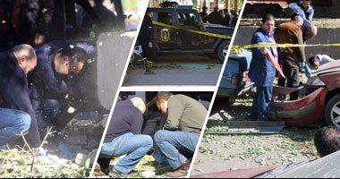 حركة حسم الإخوانية تعلن مسئوليتها عن حادث كمين الهرم الإرهابى