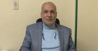 الدكتور سامى سعد، النقيب العام للعلاج الطبيعى