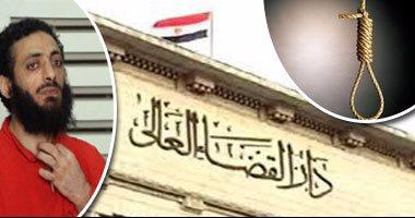 س و ج.. خطوات توصيل المحكوم عليه بالإعدام إلى  حبل عشماوى  -