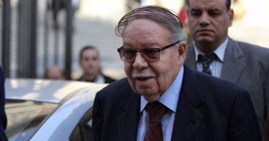 """""""المحامين"""": فتحى سرور أكد مخالفته لقرار الإضراب نظرا لظروف موكله"""