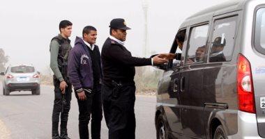 ضبط 35 هاربا من تنفيذ أحكام بشمال سيناء