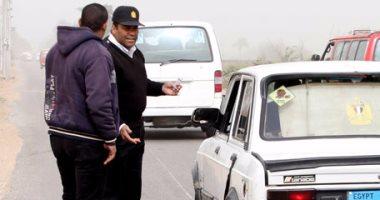 حبس 26 عاطلا ضُبط بحوزتهم مواد مخدرة فى حملة أمنية مكبرة بالمنوفية
