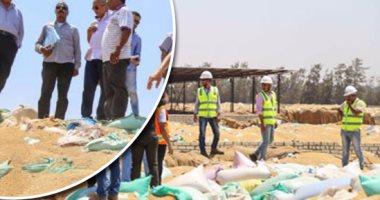 الكسب غير المشروع يطلب تقارير فحص ثروة 300 متهم فى قضية فساد القمح