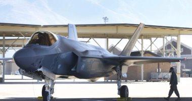 """للمرة الأولى.. تعرض """"إف 35"""" لعطل فنى فى تدريبات سلاح الجو الإسرائيلى"""
