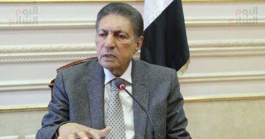 سعد الجمال يهنئ بعيد الشرطة: تضحيات رجال الداخلية لم تتوقف