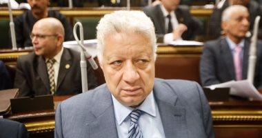 مرتضى منصور: الحكومة بتبلطج وبتعامل الكافيهات باعتبارها مستعمرات إسرائيلية