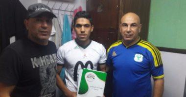 المصرى يرفض انتقال محمد حمدى للزمالك