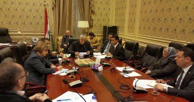 العلاقات الخارجية بالبرلمان: نجهز لتنظيم زيارة للكونجرس الفترة المقبلة