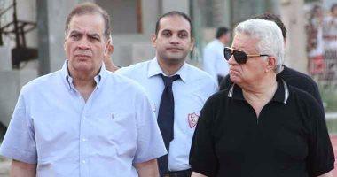 هانى زادة: الزمالك نجح بـ6 أفراد.. ويكفى السير بجوار مرتضى منصور لحصد الأصوات -