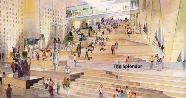 متى سيتم نقل باقى ملوك الدرج العظيم بالمتحف الكبير؟.. المشرف العام يجيب