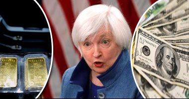 يصعد الدولار-بدعم تصريحات رئيسة الاحتياطى الاتحادى