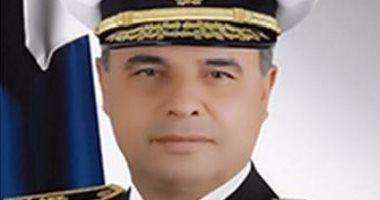 ننشر السيرة الذاتية للواء أحمد خالد حسن قائد القوات البحرية الجديد