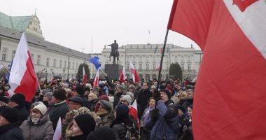 حظر مسيرة للقوميين فى بولندا خشية اندلاع العنف فى ذكرى الاستقلال