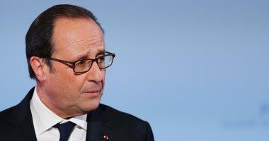 الرئاسة: أولاند شكر السيسى هاتفيا لتسليم مصر رفات ضحايا فرنسا بحادث الطائرة