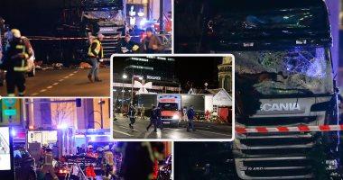 الشرطة الألمانية تفتش مقرا للاجئين على خلفية هجوم برلين