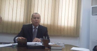 تنفيذ قرار الغلق الإدارى لمحطة تموين سيارات فى كفر البطيخ بدمياط