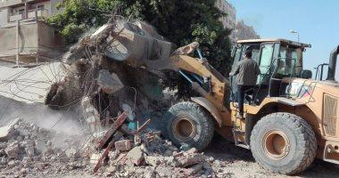 جامعة الإسكندرية: إزالة التعديات على مزرعة كلية الزراعة ببرج العرب